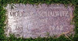 Mollie C <I>Tracy</I> Schalwitz