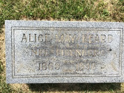 Alice May <I>Eisenberg</I> Beard