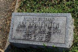 "Abraham ""Abe"" Krulewitch"