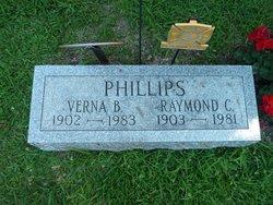 Verna May <I>Bowerman</I> Phillips