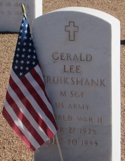 Gerald Lee Cruikshank
