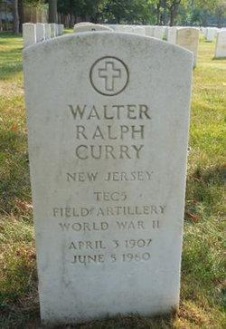 Walter Ralph Curry