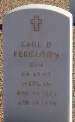 Earl D Ferguson