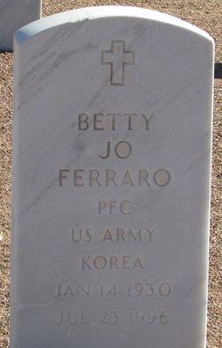 Betty Jo Ferraro
