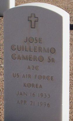Jose Guillermo Gamero, Sr
