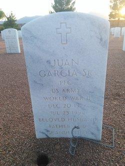 Juan Garcia, Sr