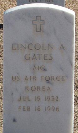 Lincoln A Gates
