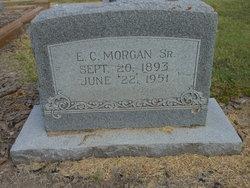 """Elijah Calhoun """"EC"""" Morgan Sr."""