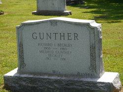 Mildred J. <I>Gunther</I> Beckley
