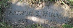 Arthur S Minall