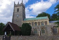 St Andrew Churchyard