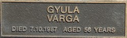 Gyula Varga