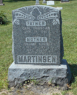 Carl Christian Martinsen