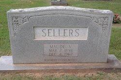 Maude Virginia <I>Brewer</I> Sellars