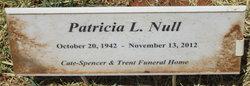 Patricia L. <I>Richardson</I> Null