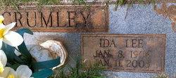 Ida Lee <I>Brown</I> Crumley