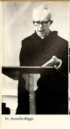 Rev Fr Anselm Gordon Biggs