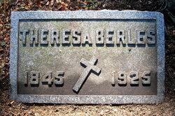 Theresa <I>Cordes</I> Berles