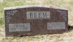 Eva <I>Holmes</I> Beem