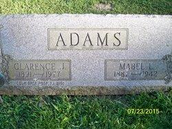 Mabel Lee <I>Greenlee</I> Adams