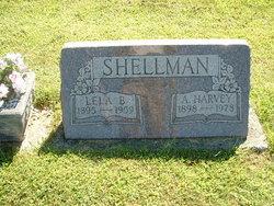 Lela <I>Mehrer</I> Shellman