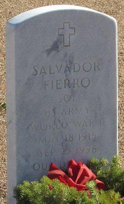 Salvador Fierro
