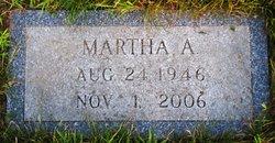 Martha A <I>Grover</I> Canfield
