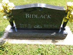 Gertrude L. <I>Schatz</I> Bidlack