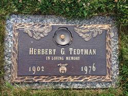 Herbert G. Tedtman
