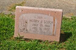 Henry J Szoch
