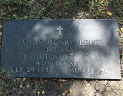 Louis Henry Leist