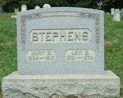 Mary <I>Griffith</I> Stephens