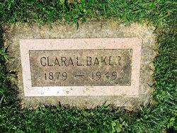 Clara L <I>Milmore</I> Baker