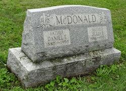 Daniel Edward McDonald