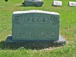 Percy Peck