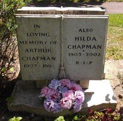 Hilda <I>Saggers</I> Chapman