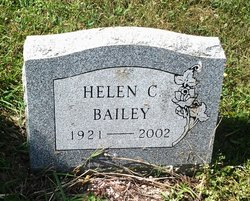 Helen Catherine <I>Burnham</I> Bailey