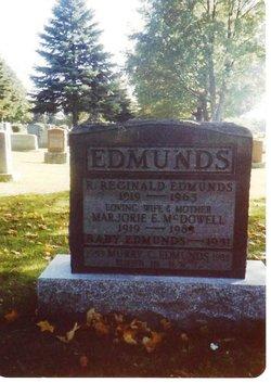 Reginald Robert Edmunds