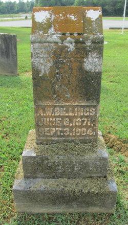 A. W. Billings