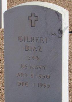 Gilbert Diaz