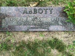 Lenore E <I>Califf</I> Abbott