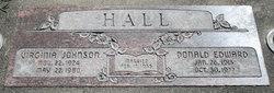 Donald Edward Hall