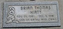 Brian Thomas Hiatt