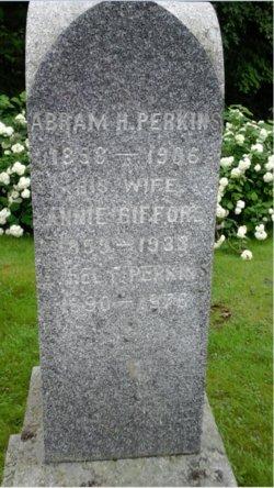 Abram H Perkins