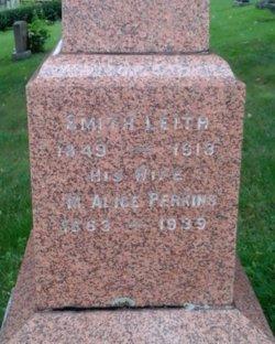 M Alice <I>Perkins</I> Leith