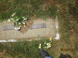 Alma G <I>Walker</I> Betenbaugh