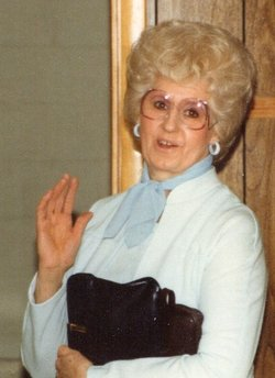 Mary Catherine <I>Edwards</I> Harsin
