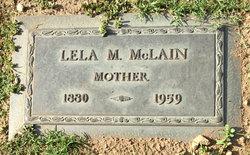Lela Margaret <I>Aber</I> McLain