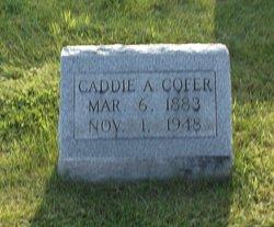 Caddie A. Cofer