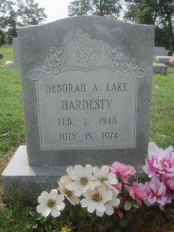 Deborah A. <I>Lake</I> Hardesty